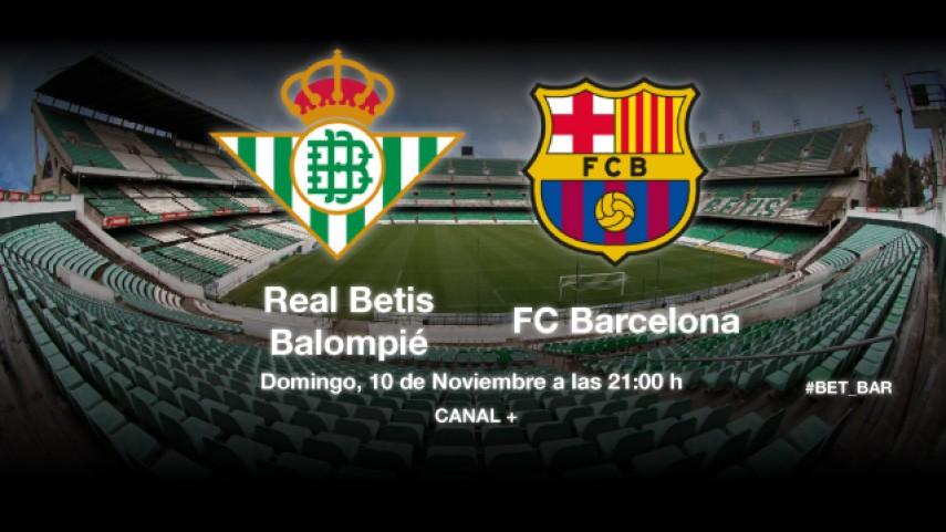 La solidez del Barcelona ante la necesidad del Betis