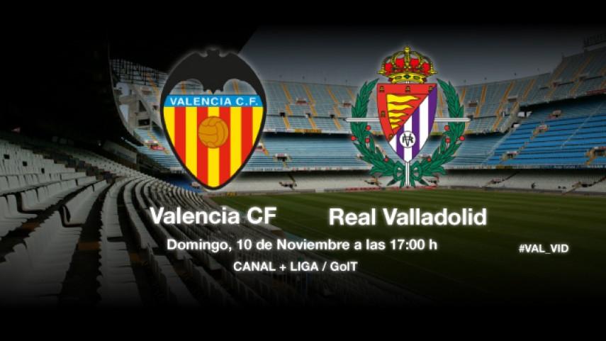 El Valladolid necesita los puntos de Mestalla