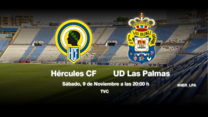 El Hércules examina el gran momento de Las Palmas