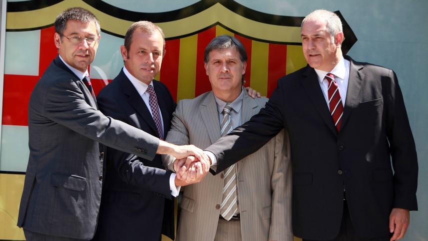 El Barcelona renueva a Zubizarreta