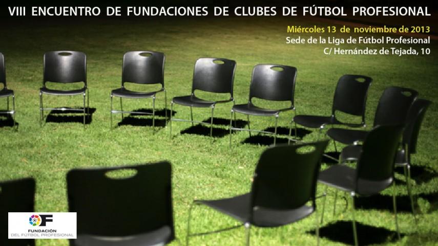 VIII Encuentro de fundaciones de clubes de fútbol profesional