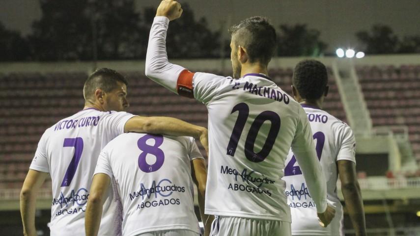 Machado decide en Mendizorroza