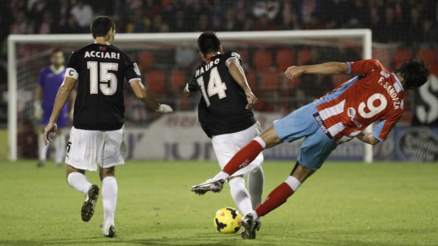 Lugo y Murcia no pasan del empate