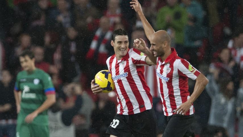 El Athletic se consolida en Europa y el Rayo escapa del descenso