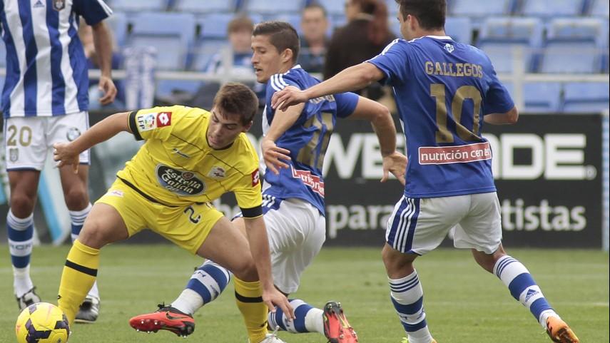 Deportivo, Numancia y Sporting siguen en la lucha