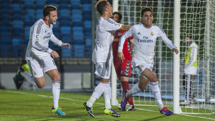 Segunda victoria para el Castilla