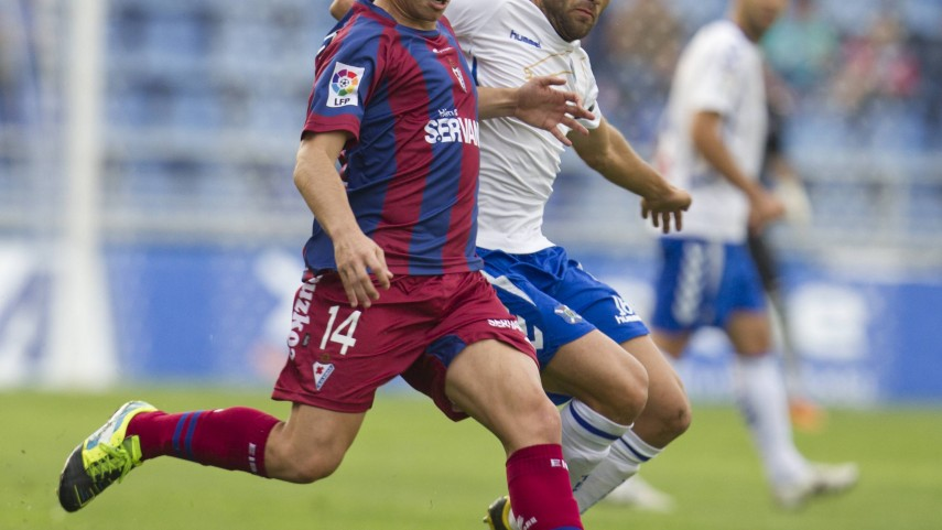 Dani García, armero hasta 2016