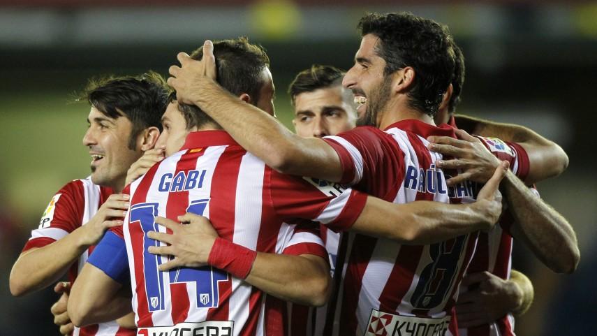 La fortaleza del Atlético ante la historia de San Siro