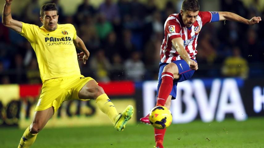 El Atlético pierde distancia con el líder