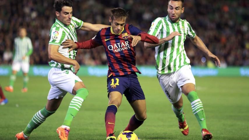 El Barcelona sentencia en dos minutos
