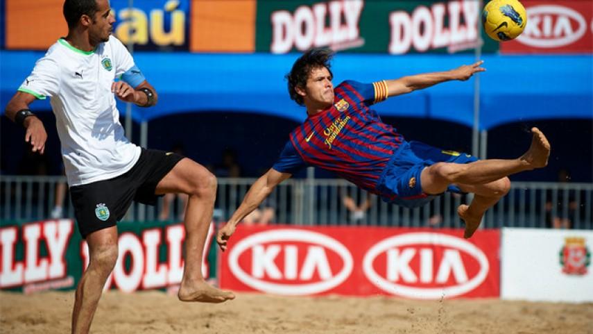 El Mundialito 'Beach Soccer' en GolT