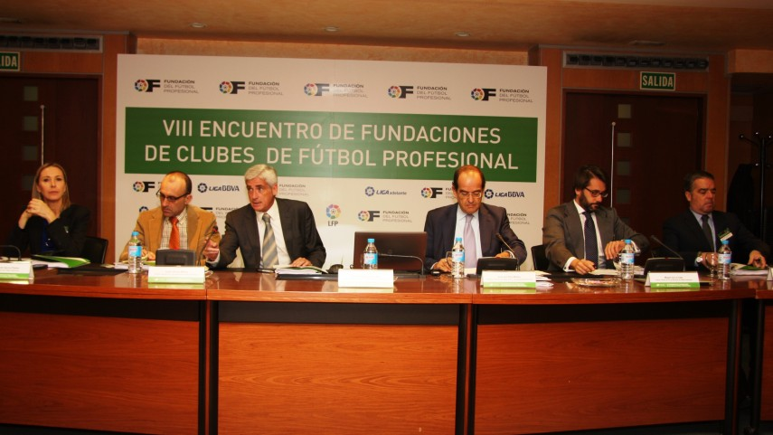 Arranca el VIII Encuentro de Fundaciones
