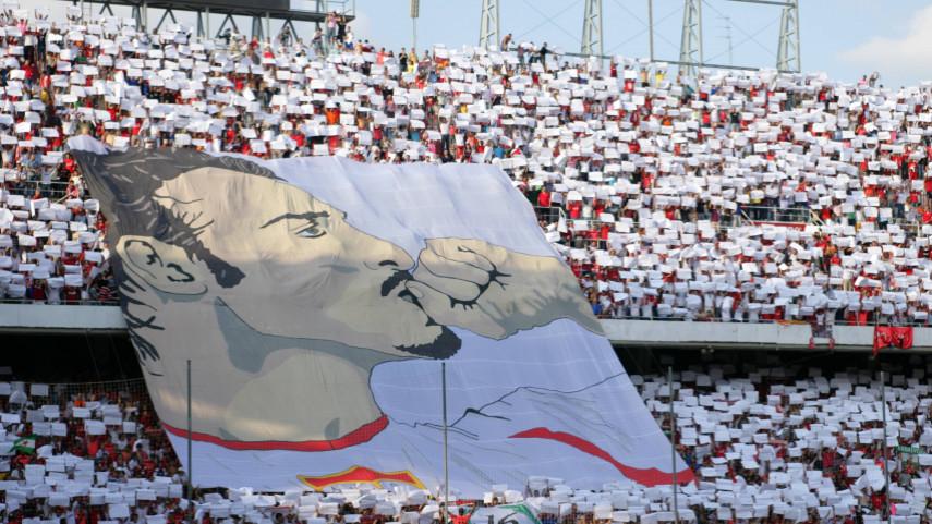 Sevilla recuerda a Antonio Puerta