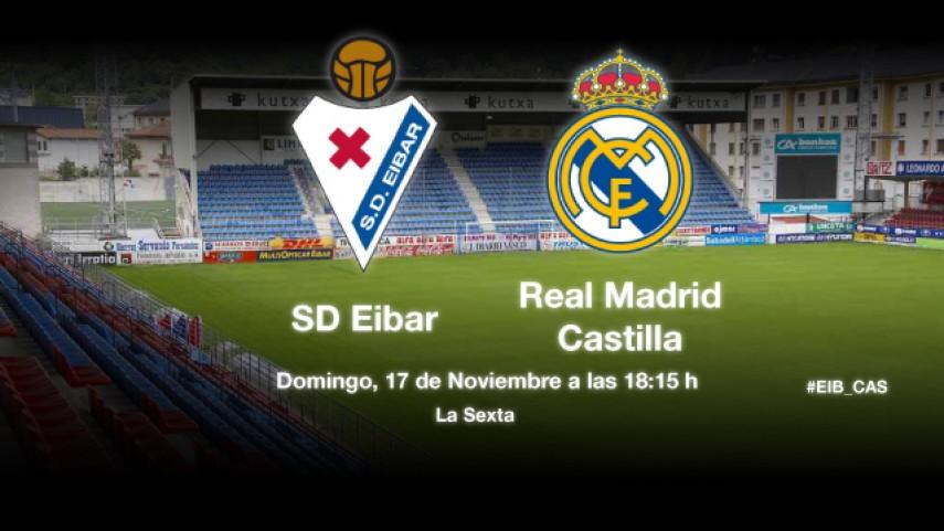 El Castilla, a por su segunda victoria consecutiva