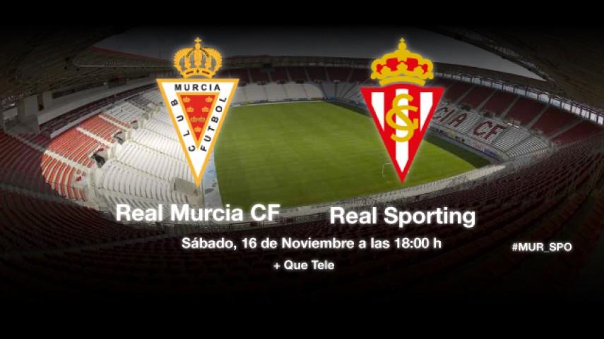 Murcia y Sporting, en busca del desempate