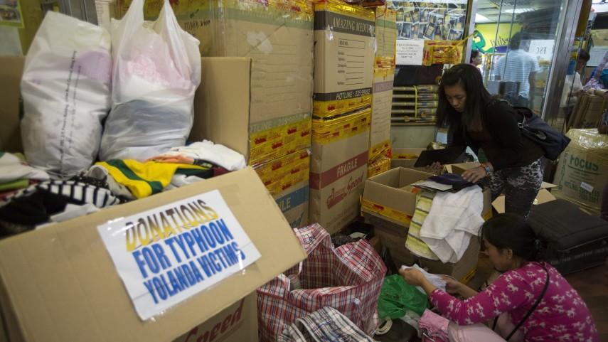 UNICEF continúa apoyando a Filipinas