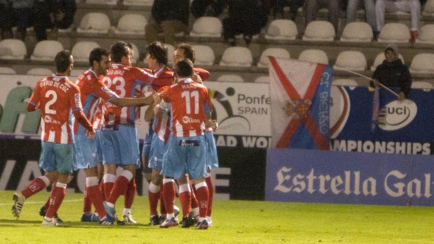 El fútbol gallego se reencuentra en la Liga Adelante