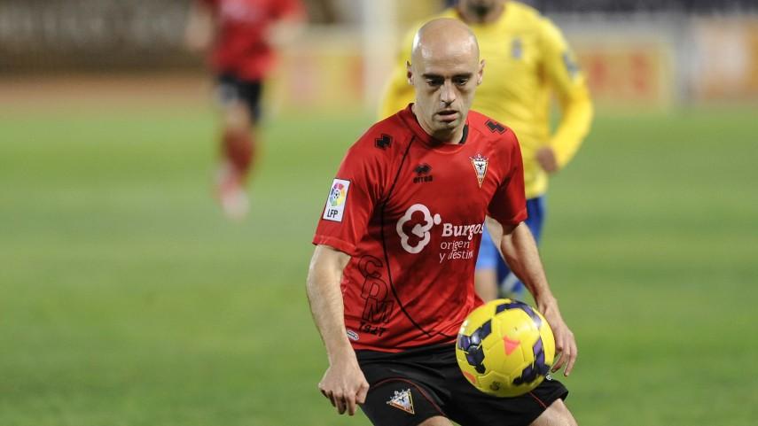 Pablo Infante, nuevo jugador de la Ponferradina
