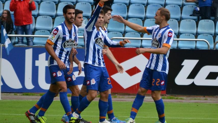 Deportivo y Lugo acechan el liderato