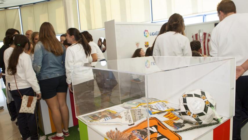 El 'Museo de la Liga' va a A Coruña con un formato renovado