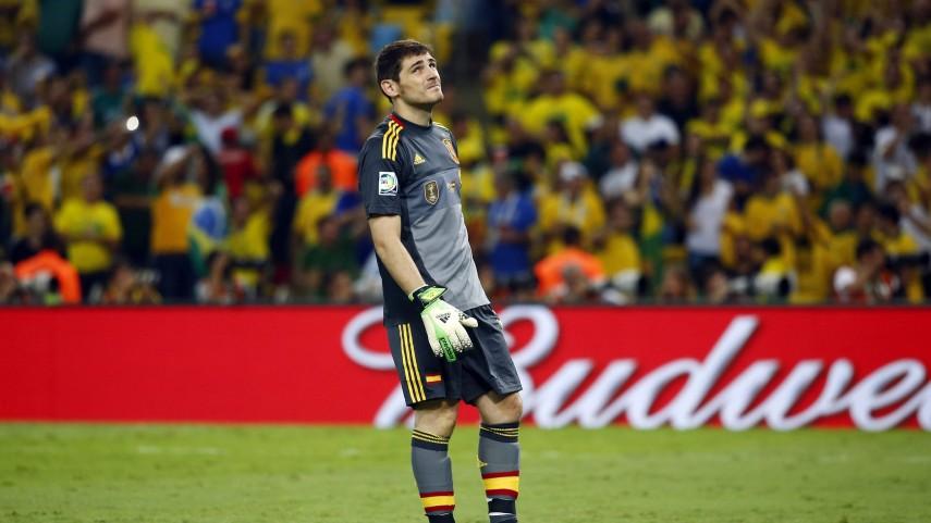España gana a Italia