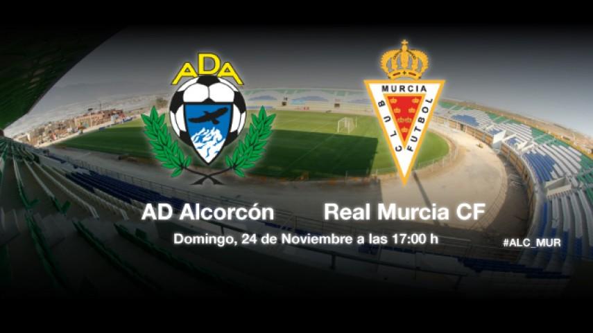 El Alcorcón recibe a un Murcia necesitado