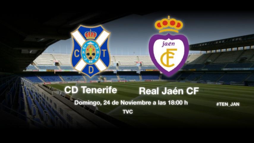 Tenerife y Jaén luchan por prolongar su buen momento