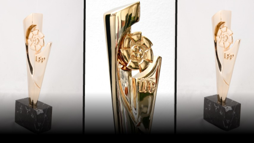 La Gala de Premios de la LFP aumenta su difusión hasta los 70 países