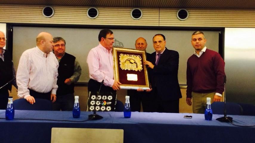 La LFP participa en el VI Seminario Nacional de las Federaciones de Peñas