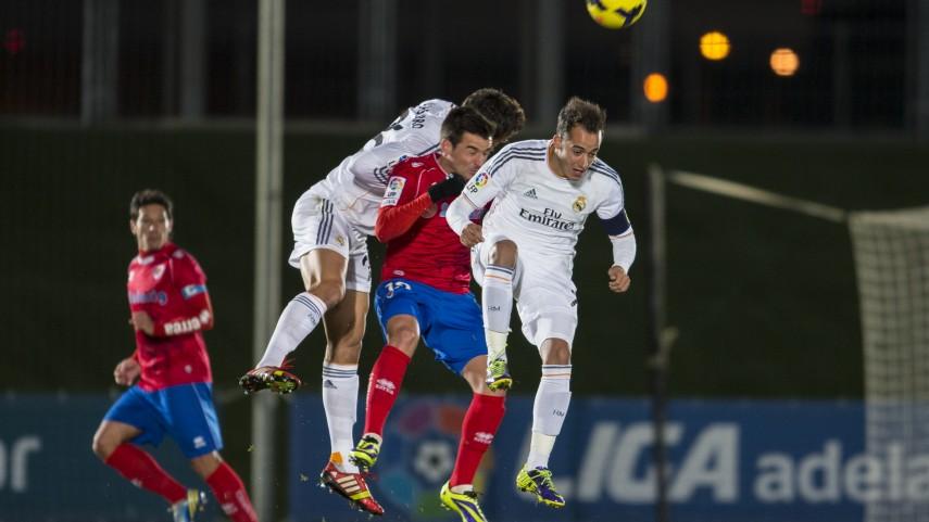 El gol no apareció en el Di Stéfano
