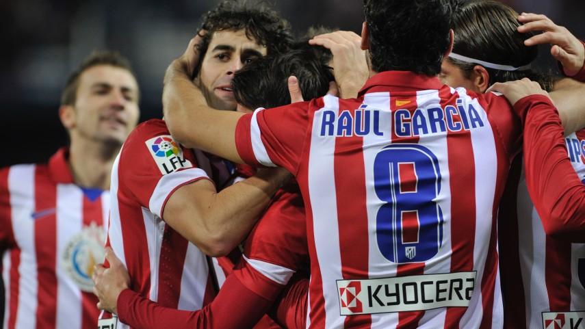 El Atlético no da tregua al Getafe