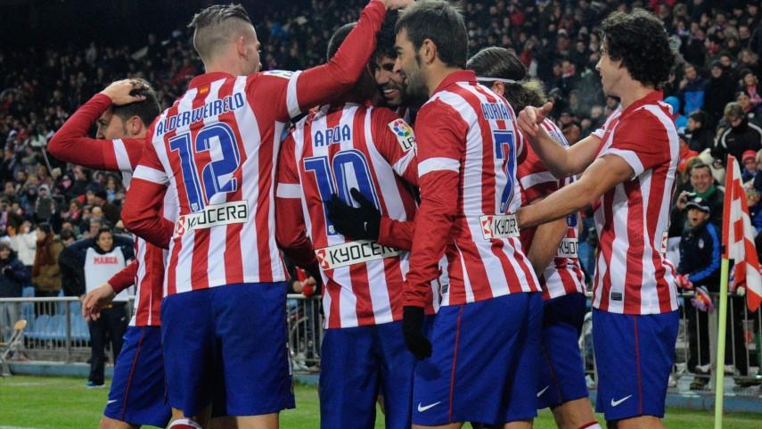 El Atlético empata y el Barcelona pierde