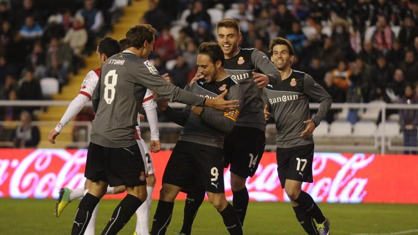Espanyol y Villarreal golean a domicilio