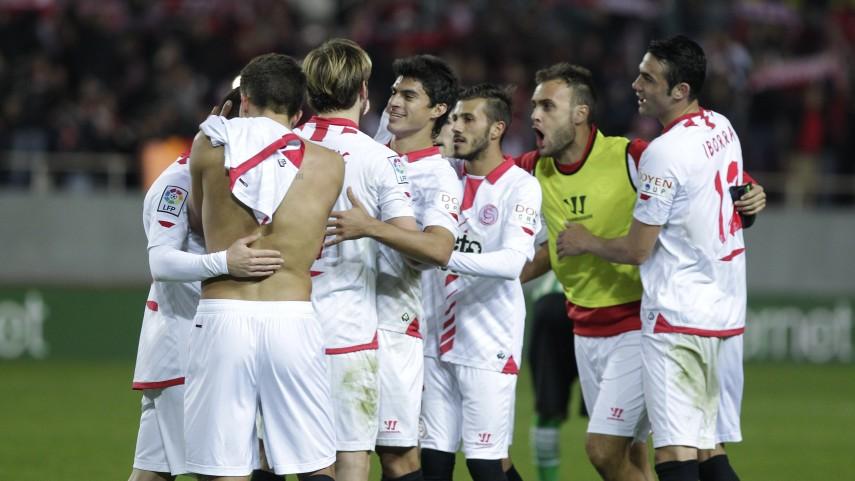 Valencia y Sevilla, a cuartos de la Europa League