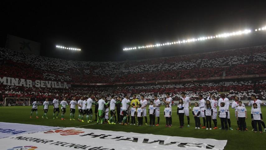 El derbi sevillano anima la Europa League
