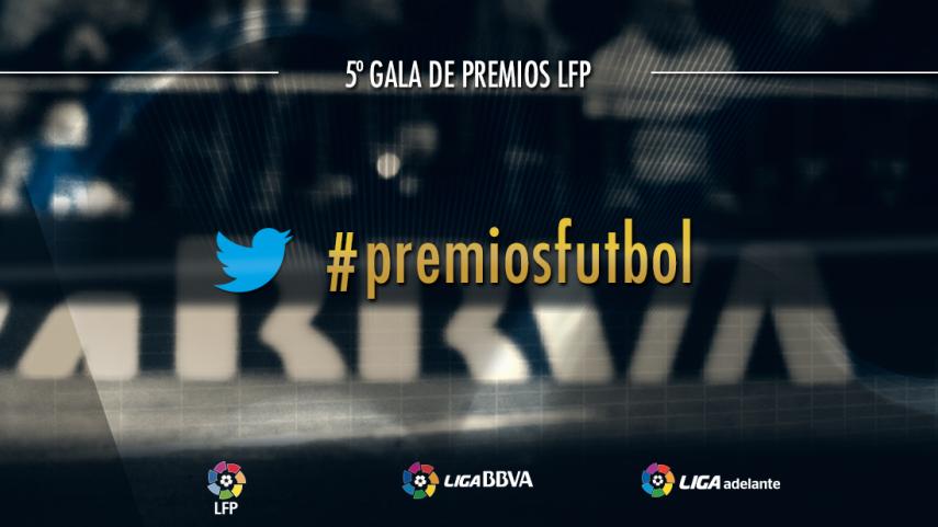 #premiosfutbol te trae la Gala de la LFP en directo