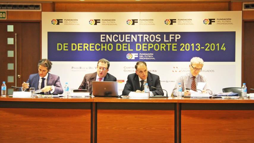 VII Encuentro LFP de Derecho del Deporte