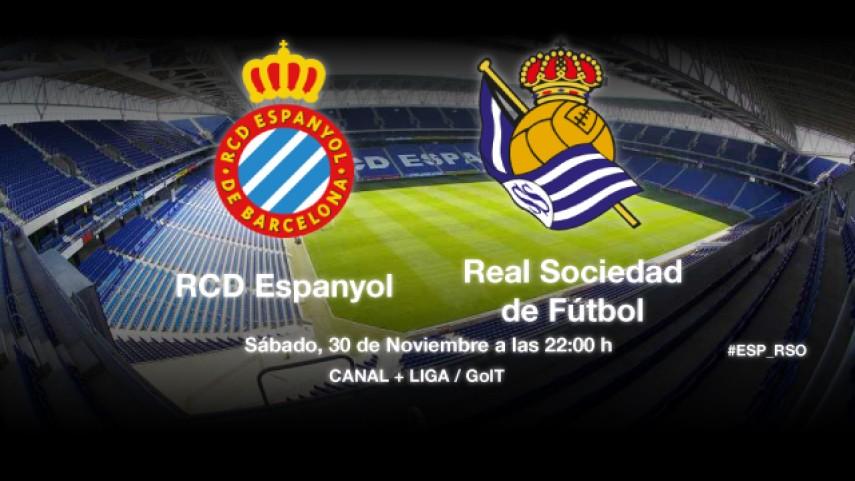 La Real Sociedad se centra en la Liga BBVA