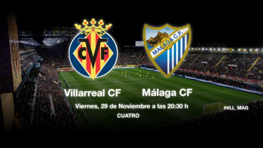 El Villarreal quiere seguir en forma