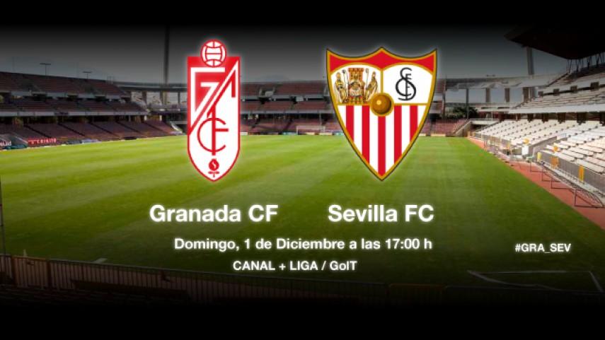 Granada y Sevilla miden sus ambiciones
