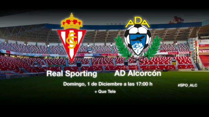 Sporting y Alcorcón, a seguir sumando