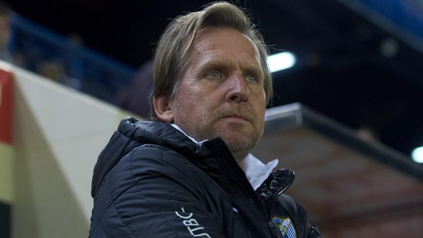 El Málaga acuerda la desvinculación de Schuster