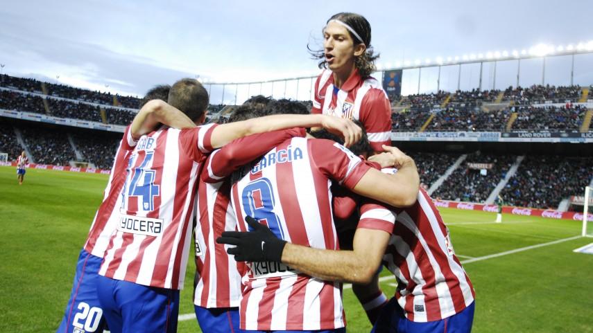 El Atlético no cede y el Celta se estrena en Balaídos