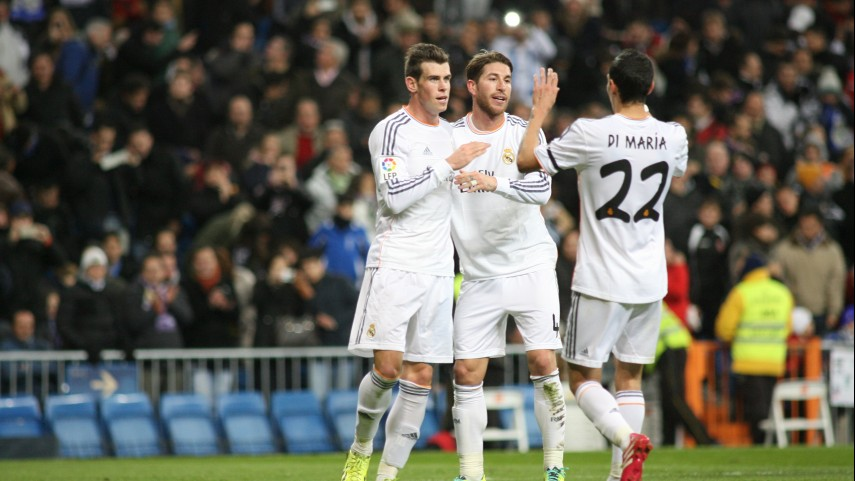 Bale guía una nueva victoria del Real Madrid