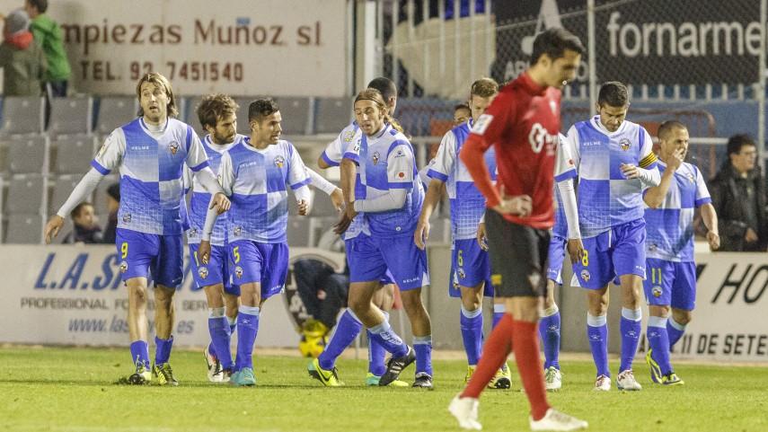 El Sabadell rompe la racha del Castilla