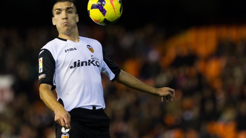 Oriol Romeu, baja en el Valencia