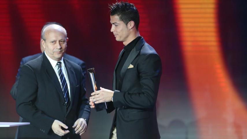 Cristiano Ronaldo, Gran Premio LFP al Jugador más Valioso