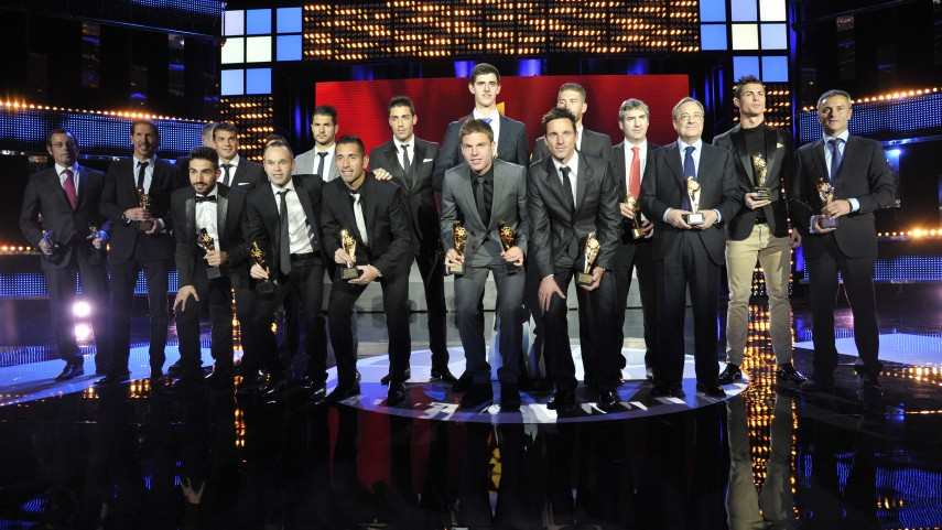 Broche de oro a la temporada 2012/13