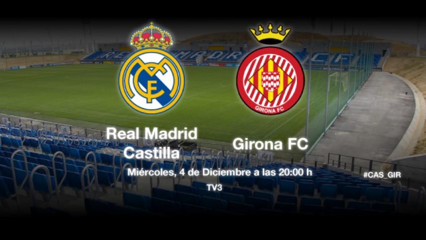 El Castilla busca su segundo triunfo consecutivo