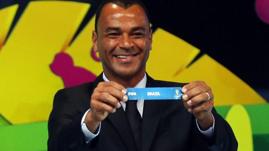 Sorteada la fase de grupos de Brasil 2014